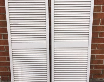 Vintage shutters Etsy