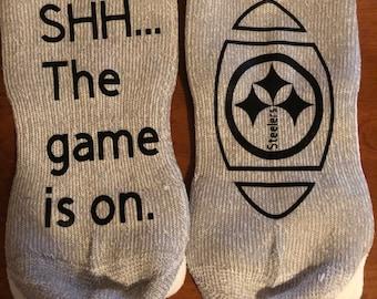 Shh Socks