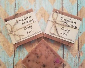Crazy Love Soap