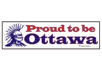 Proud to be Ottawa