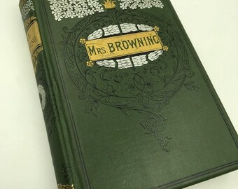 Title: The Poetical Works of Elizabeth Barrett Browing