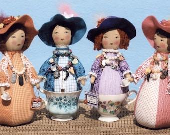 HH384E - Lovely Lady Dollies PDF