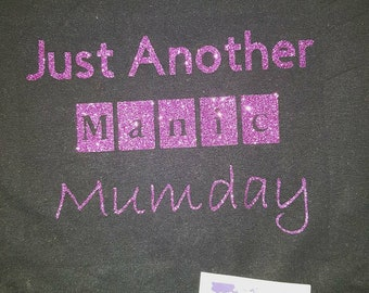 Just another manic mumday vest top