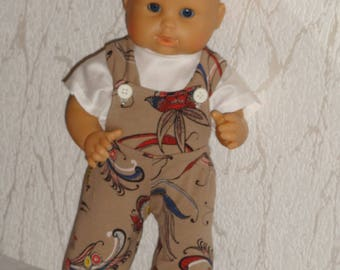 Garment held compatible doll doll Corolla raynal, bella, gege 36 cm