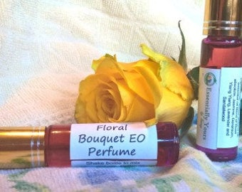 Floral Bouquet Essential Oil Perfume