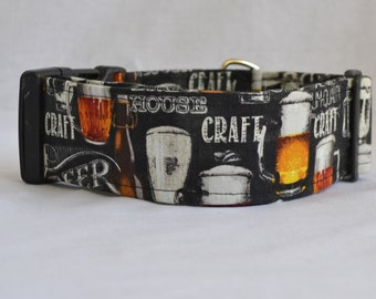 The Niko Dog Collar (Martingale or Buckle)