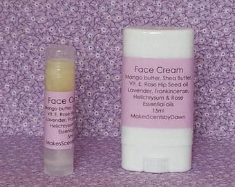 Face Cream (2 blends)