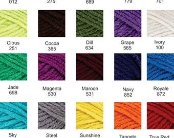 Heads Up Wool/Acrylic Blend Yarn