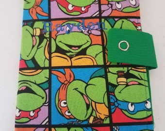 Ninja Turtles crayon holder