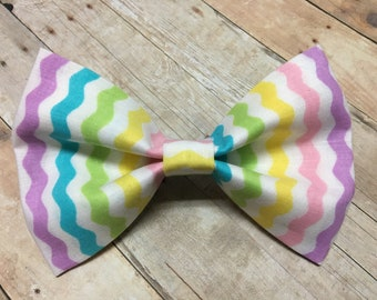 Bunny Trails // Pet Bow Tie