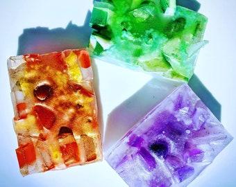 Crystal Soap