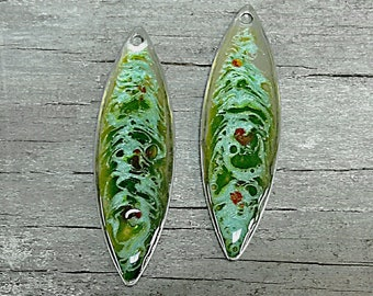 Ethereals  earring pair