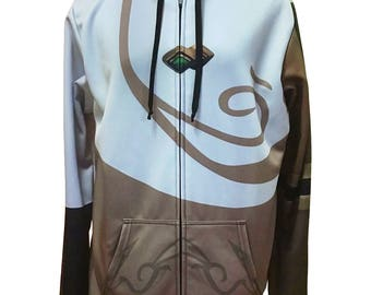 League of Legends Ahri Inspired Hoodie Hqbq1fTc