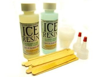 Ice Resin Original Giessharz Komplett