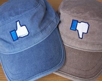 Like Cap for Facebook Fiends