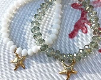SANDY  BEACH - bracelets