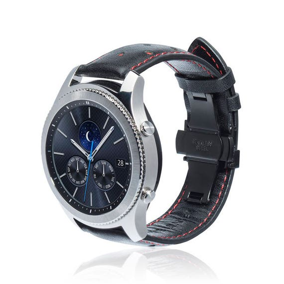 Watch Band SPOT for Samsung Gear S3 Classic/Gear S3 Frontier more colors available - stainless steel and leather