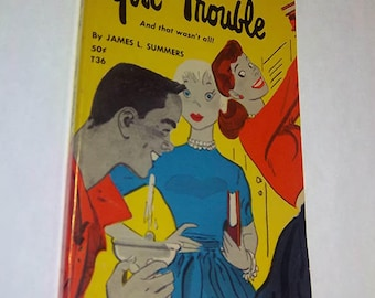 Girl Trouble by James L. Summers