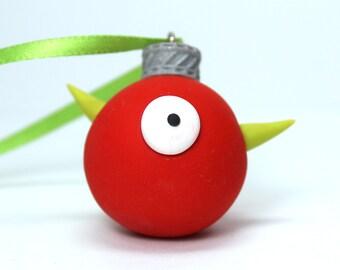 Red Ornamonster