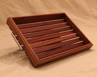 Decorative Wood Tray - Free Shipping