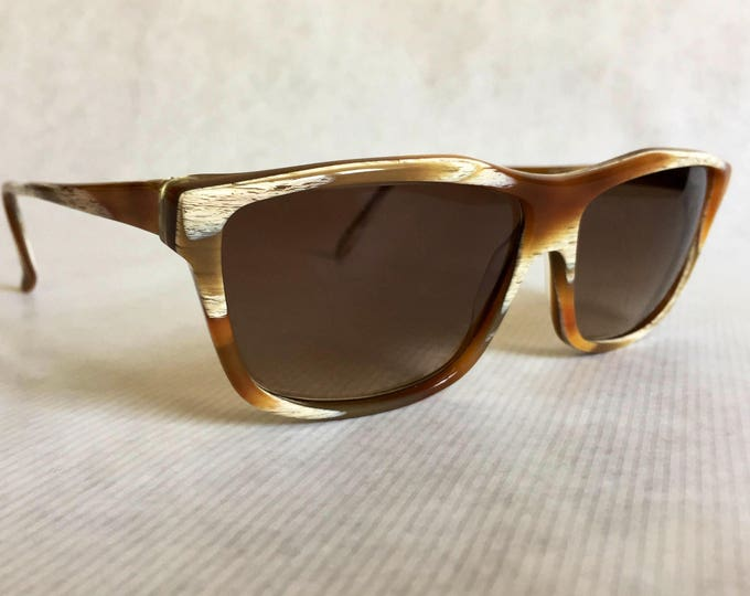 Alain Mikli 701 140 Vintage Sunglasses Made in France in 1989 New Old Stock