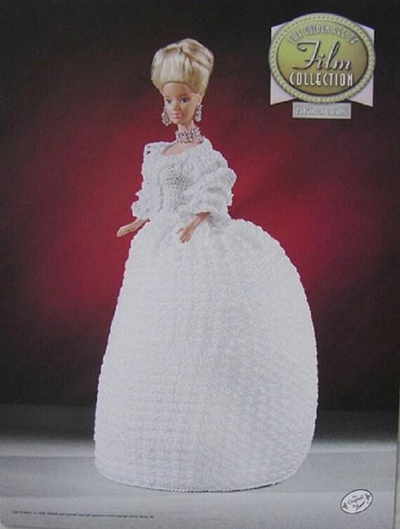 Patrón de origianl de Annie Attic Crochet cama patrón edad de