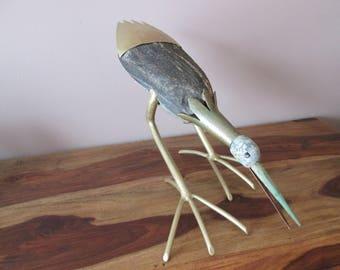 Bird sculpture 30 x 48 x 28 cm