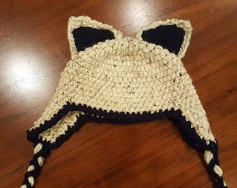 Fox Ear Hat