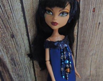 Evening dress for monster high dolls