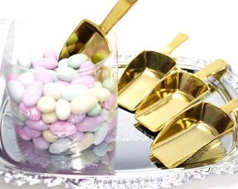 Plastic Candy Scoop Petite Serving-ware, 5-1/2-Inch, 12-Piece