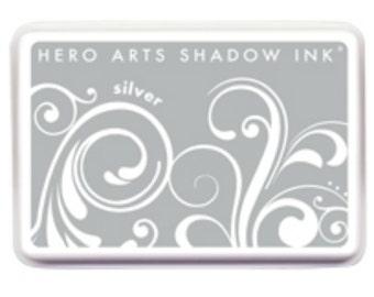 Hero Arts Silver Shadow Ink Pad AF257