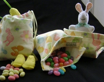 Easter Bags - Something New for Your Little Jelly Bean (set of 3)