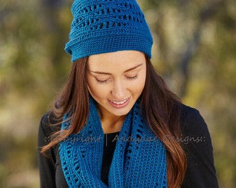 Breakers Hat (crochet pattern)