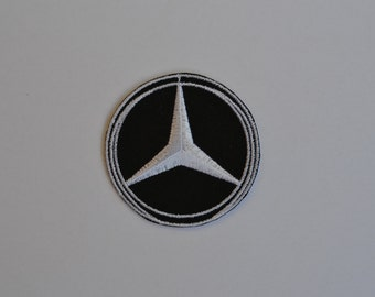 Mercedes Benz Patches Worldwide free shipping