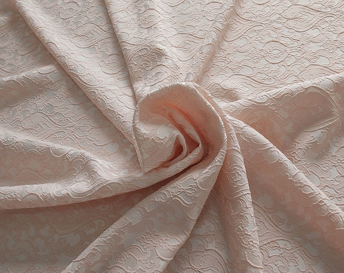 990071-140 Brocade-95% PL, 5 PA, 130 cm wide, manufactured in Italy, dry cleaning, weight 205 gr, price 1 meter: 52.94 Euros