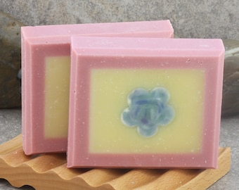 Tropical Seaberry Scented Handcrafted Artisan Soap