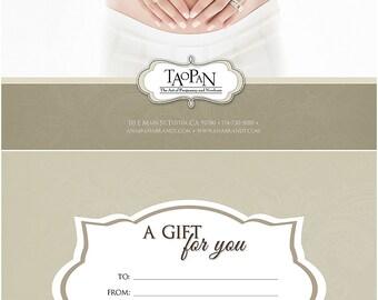 TAoPaN Gift Certificate  - TWENTY FIVE Dollars