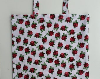 Cloth bag - Roses