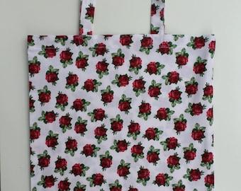 Cloth bag - Roses
