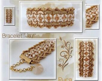 """Schéma bracelet """" Jay"""""""