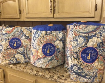 MADE TO ORDER ********with Embroidery***** Appliance Covers