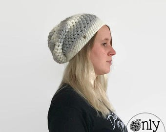 SALE The 'Rise of the Silver Surfer' Slouchy Beanie