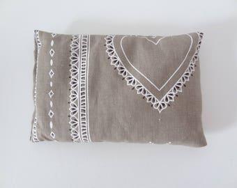 Special handbag! Mini hot/cold taupe-> ideal migraine anti colic