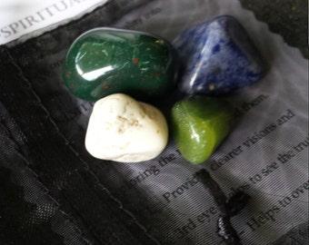 SPIRITUAL GROWTH Stone Set