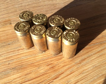 2 Inert 9mm Casings