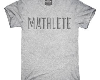 Mathlete T-Shirt, Hoodie, Tank Top, Gifts