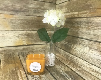 Sweet Orange Chili Pepper Candle 10 oz Container Gifts Under 20 Housewarming Birthday Gift Free Shipping Home DecorMother's Day