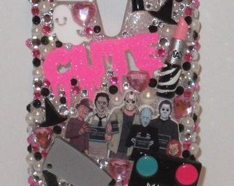 Motorola G Makeup Horror Phone Case