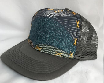 Painted Hills - Adult Large Trucker Hat