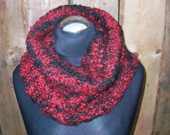 Hand knitted scarf.Women.